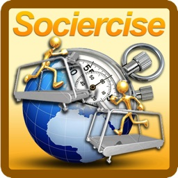 Sociercise - Real Time Running Races