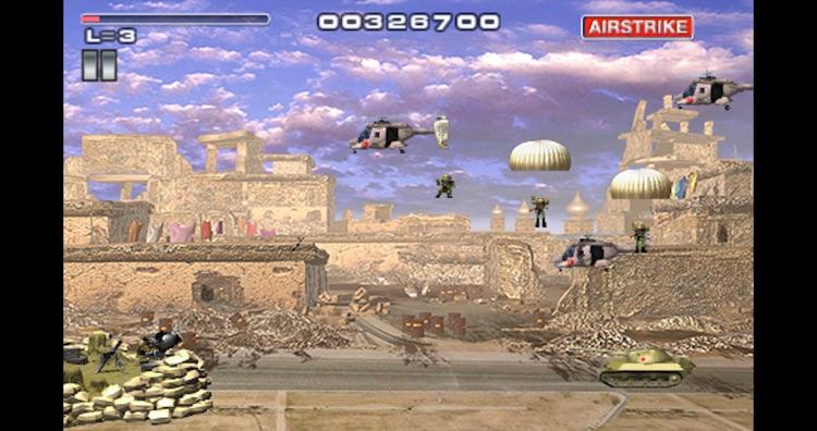 Air Assault screenshot-3
