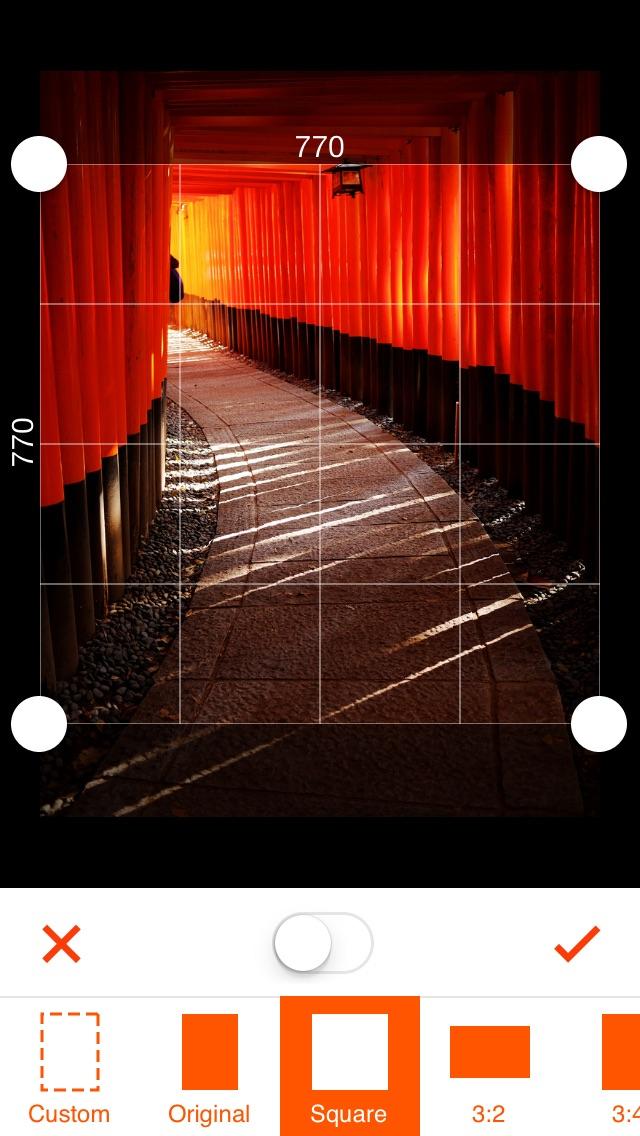 Phoenix Photo Editor Скриншоты7
