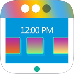Color Dock Customizer - Colored Top and Bottom Bar Overlays for your Wallpaper