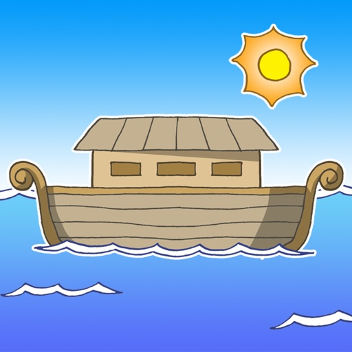 Noah and the Flood - Bible for Kids