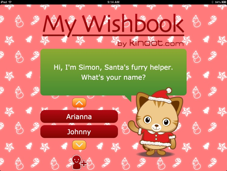 My Wishbook