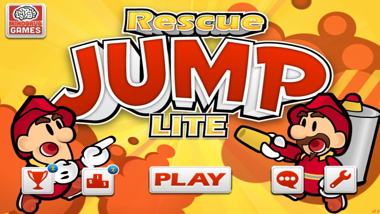 Rescue Jump Lite screenshot-0