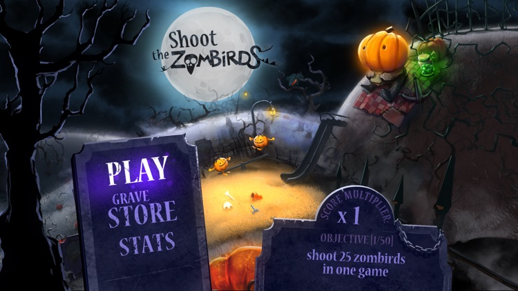 Shoot The Zombirds screenshot-3