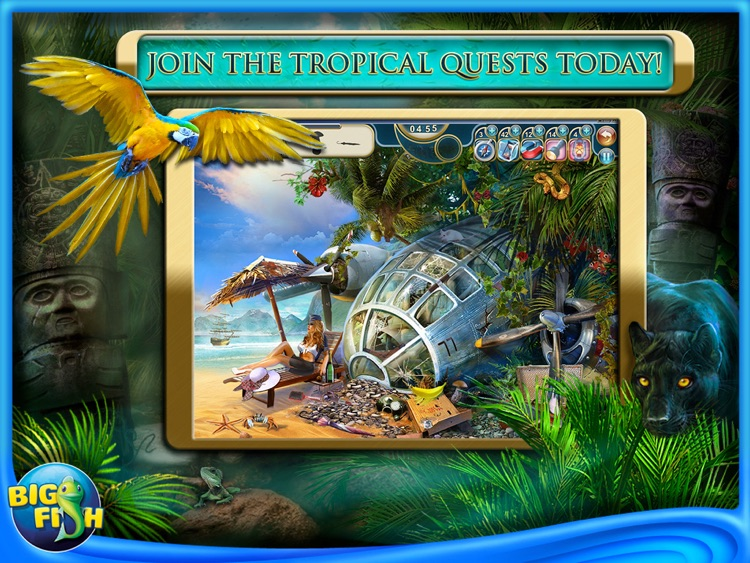 Found - Hidden Object Adventure screenshot-3