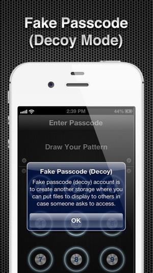 iphone decoy apps