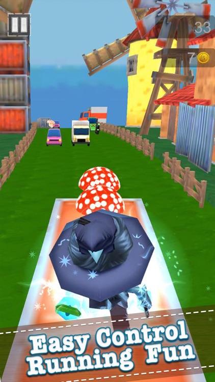 Hero Temple Endless Subway Run screenshot-3