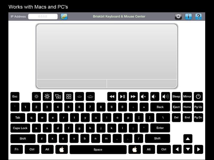 Briskbit Mouse & Keyboard Center screenshot-3