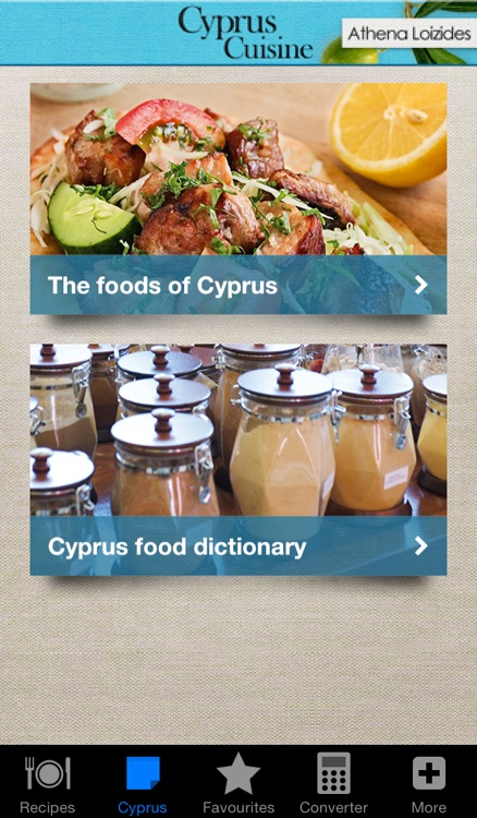 Cyprus Cuisine screenshot-4
