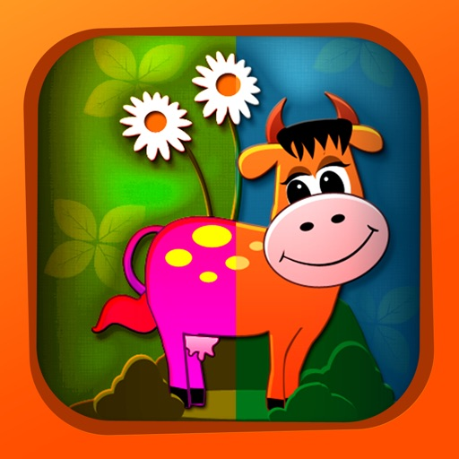 Jigsaw - Toddler Puzzles HD Lite icon