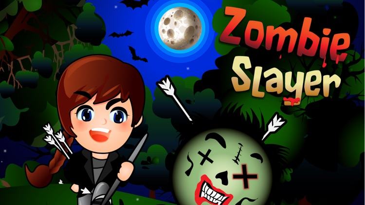 Zombie Slayer - A Tsunami of Forest Zombies is Coming to Kill You, Don't Panic !