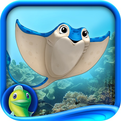 Tales of Lagoona: Orphans of the Ocean HD - A Hidden Object Adventure icon
