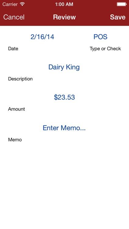 My Checkbook screenshot-4