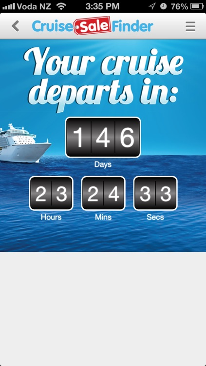 Cruise Sale Finder (AU) screenshot-4