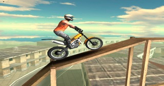 Screenshot from Trial Xtreme 2