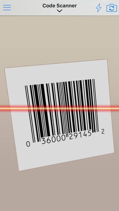 Database Scanner Screenshot