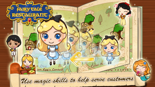 Fairy Tale Restaurant screenshot four