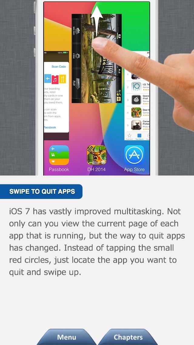 Secrets for iPhone - Tips & Tricksのおすすめ画像3