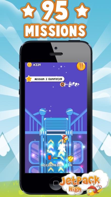 Jetpack High: a Bird story screenshot-3