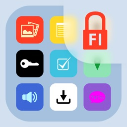 Secret Folder Icon - Private Folder Manager Vault