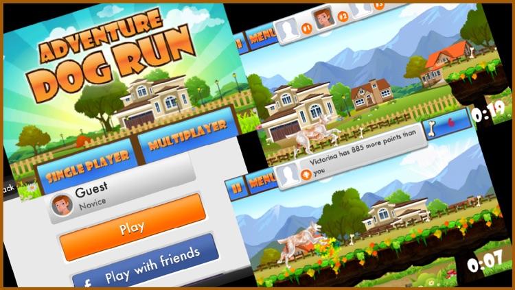 A Dog Run Adventure: Best Super Fun Doge Race Game Free screenshot-3