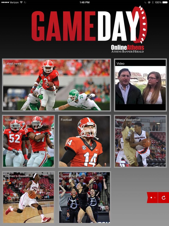 UGA Gameday HD