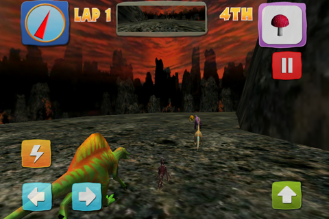 Dino Dan: Dino Racer screenshot 2
