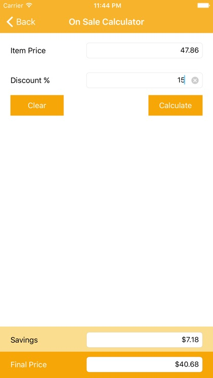 Money Mgt Calculator screenshot-3