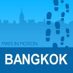 Bangkok Offline : Map in Motion
