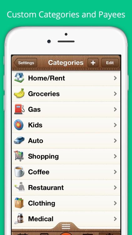 Easy Expense Tracker - Accounts, Budget, Expense, Income and Cashflow screenshot-4