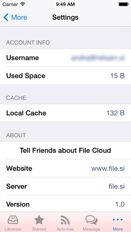 File Cloud - File Sharing and Syncing screenshot-3