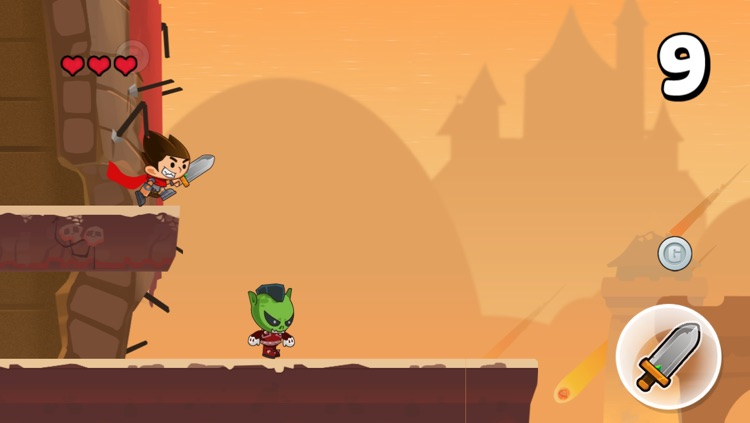 Brave Run – Monster Slayer
