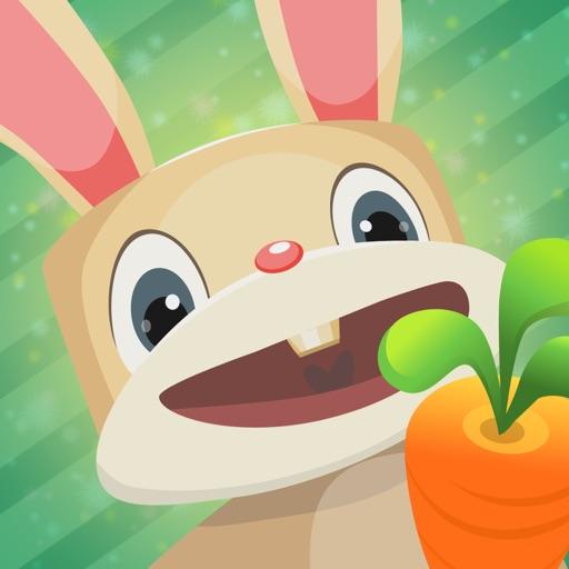 Patchmania KIDS - ウサギさんの仕返しパズル!