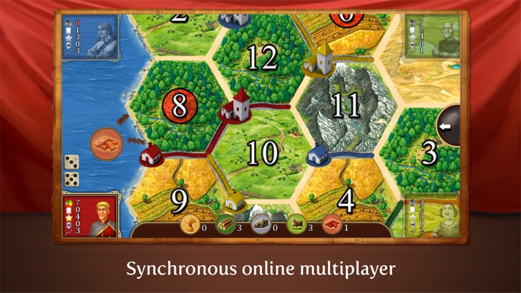 Catan Classic screenshot-1