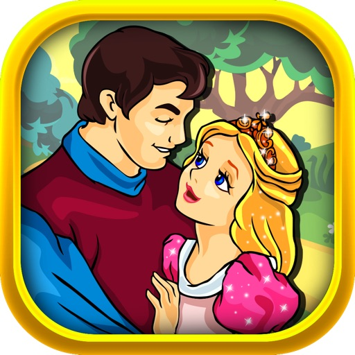 A Princess Story & Love Fantasy Game - interactive sim episode stories for little kids (girls & boys)