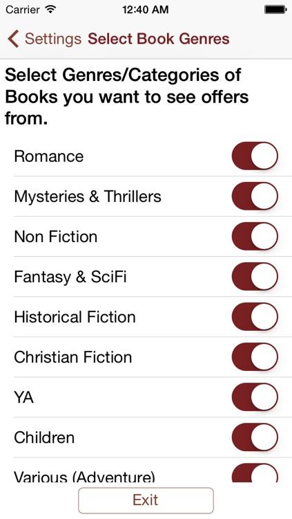 Free Books for Kindle Fire, Free Books for Kindle Fire HD screenshot-4