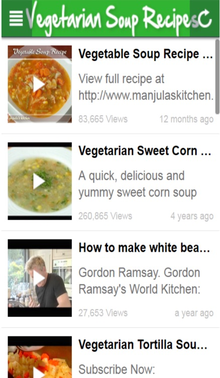 Vegetarian Soup Recipes+: Healthy Soup Recipes