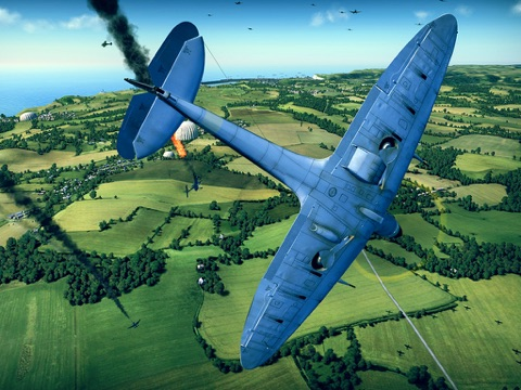 Airborne Battles: XF5F-1 Skyrocket для iPad