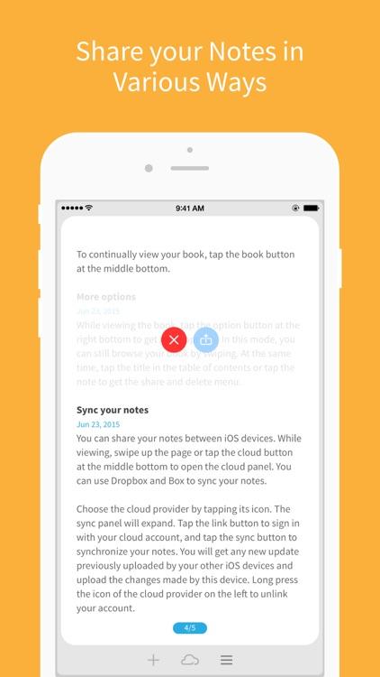 Notescroll screenshot-4
