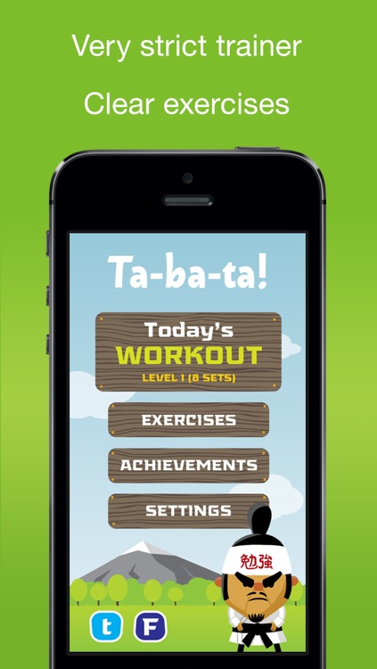 Tabata! Daily 4-Minute Workouts screenshot-3