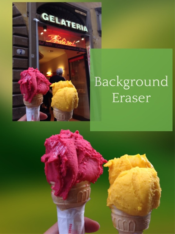 Background Eraser HD