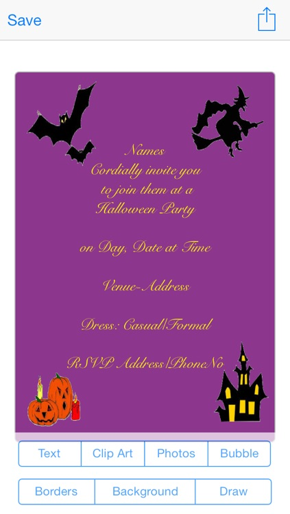Quick Invitations - for All Occasions