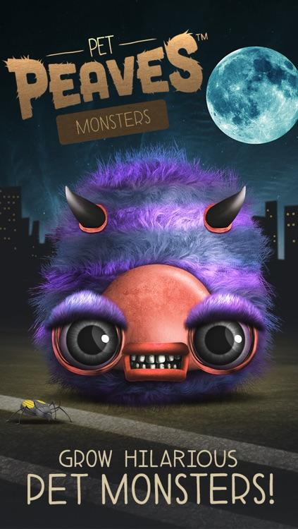 Pet Peaves Monsters