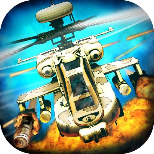 CHAOS - Мультиплеер Вертолетный Симулятор 3D