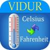 Celsius-Fahrenheit - iPhoneアプリ