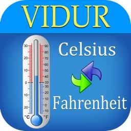 Celsius-Fahrenheit