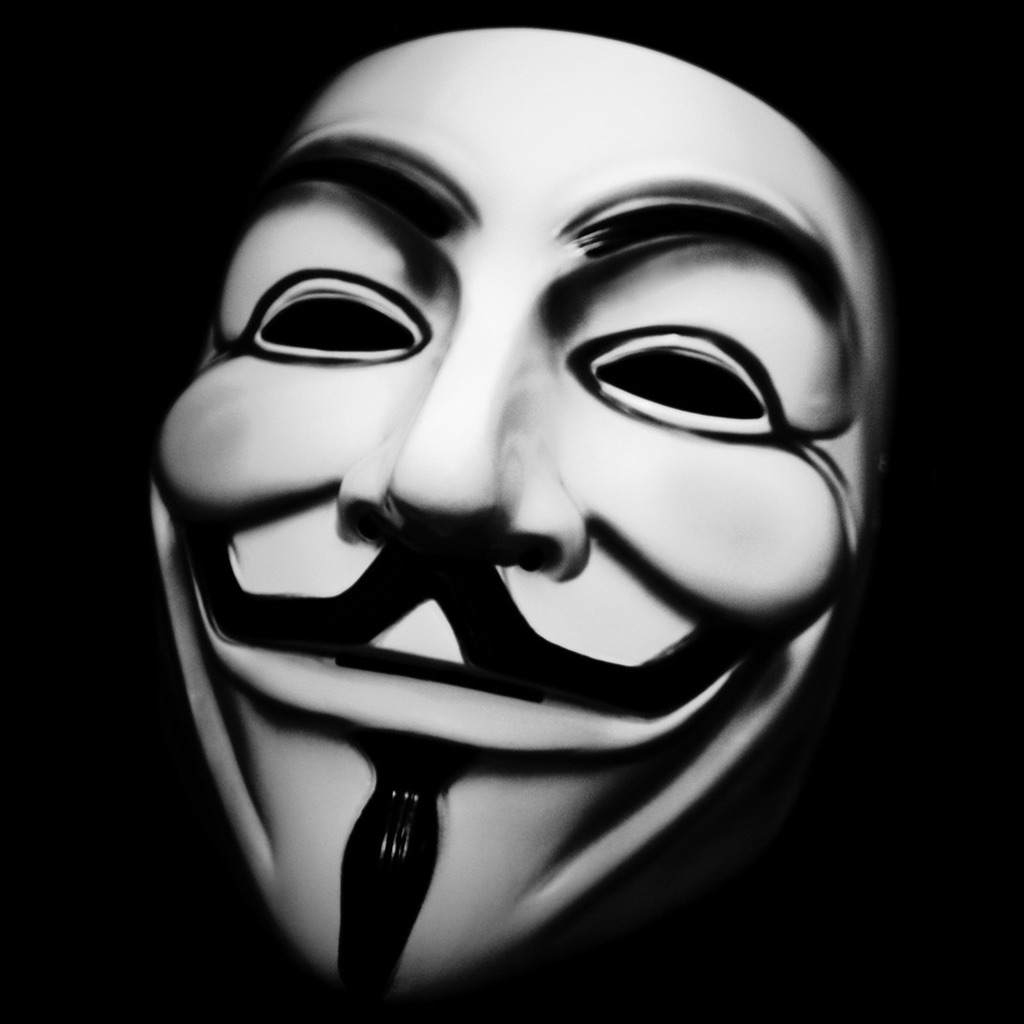 AnonymousMe - Wear Anonymous (Guy Fawkes) Mask