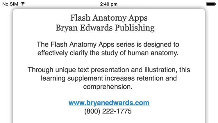 Flash Anatomy Head & Neck Muscles