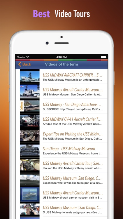 San Diego Tour Guide: Best Offline Maps with StreetView and Emergency Help Info screenshot-4