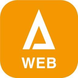 AsWeb - Web browser for AsReader